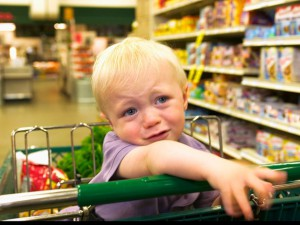 Grocery Store Meltdowns