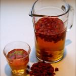 Как правильно заваривать и пить ягоды годжи для похудения