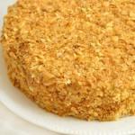 Торт Наполеон по старинному рецепту