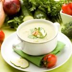 Холодные супы летом