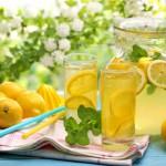 Рецепты летних освежающих лимонадов