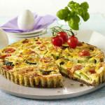 Киш – французский  открытый пирог