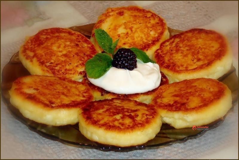 простые вкусные сырники рецепт с фото