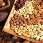 Миндаль, кешью, фисташки: ореховые блюда для омоложения организма