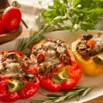 Фаршированные овощи: несколько рецептов