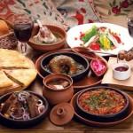 Грузинская кухня: оригинальные рецепты