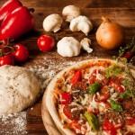 Итальянские блюда с грибами
