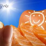 Про солнце, витамины и рыбий жир