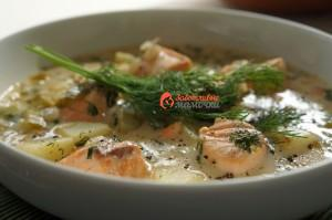 Salmon-Soup-Lohikeitto