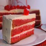 Рецепт тортика Красный бархат