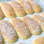 Как испечь печенье савоярди
