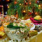 Оригинальные салаты к Новому году