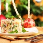 Салат «Оливье» для новогоднего стола: девять рецептов