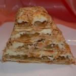 Яблочные пирожные Кальвадос