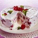 Торт Семифредо из мороженного с кофе