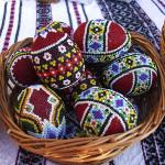 Популярные способы покраски яиц к Пасхе