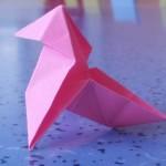 Оригами Пахарита