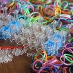Резиночки для плетения браслетов: как плести видео