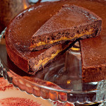 Шоколадный тарт из Бургундии