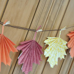 Быстрый и легкий способ сложить осенний листочек