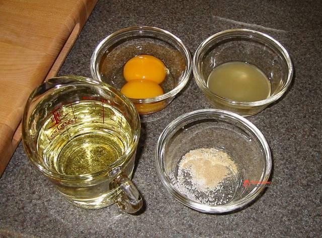 Рецепт домашнего майонез своими руками