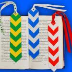 Как сделать закладки для книг