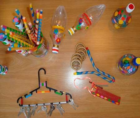 Музыкальные игрушки в садик своими руками