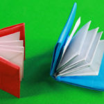 Оригами книжка