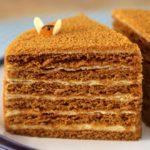 Необычный торт Медовик