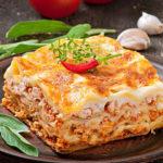 Как самостоятельно приготовить тесто для лазаньи
