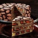 Торт Леопард