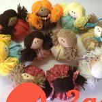 Как сделать куклу Зерновушку