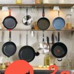 Сковороды, их виды и предназначение. Типы покрытий.