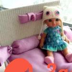 Как сделать кукольную кровать