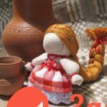 Народная кукла-оберег на счастье