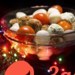 Готовимся встречать Новый 2018 год: Удивительный салат Новогодний