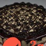 Готовимся встречать Новый 2018 год: Низкокалорийный торт мусс с черносливом и грецкими орехами