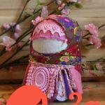 Делаем русскую народная куклу крупеничку — оберег и хранителя благополучия