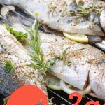 Как выбрать пряности для рыбы