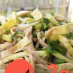 Обалденный салат без майонеза