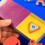 Волшебная коробочка с фокусом