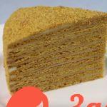 Медовый торт Нежный