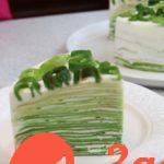 Блинный торт Весенний