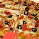 Быстрое тесто для пиццы (с медом)