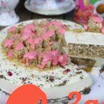 Торт Чайная роза