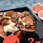Несколько рецептов с сезонным инжиром