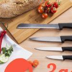 Как увеличить срок службы кухонных ножей: полезные советы