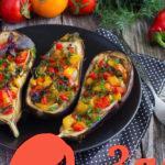 Готовим баклажаны: польза, лайфхаки и осенние рецепты