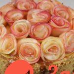 Торт Медовое яблоко