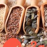 Сытнее мяса: крупы и семечки с невероятной калорийностью